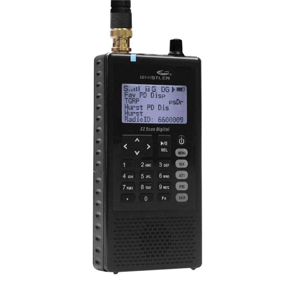 Whistler Scanner radio - BathurstScan com